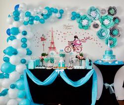 Tiffany Themed Candy Bar