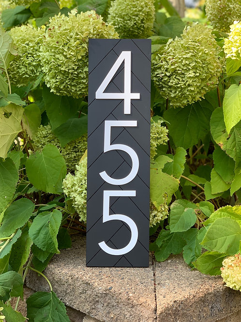 House Number Sign | House Numbers | Address Sign | Address Plaque | House Number