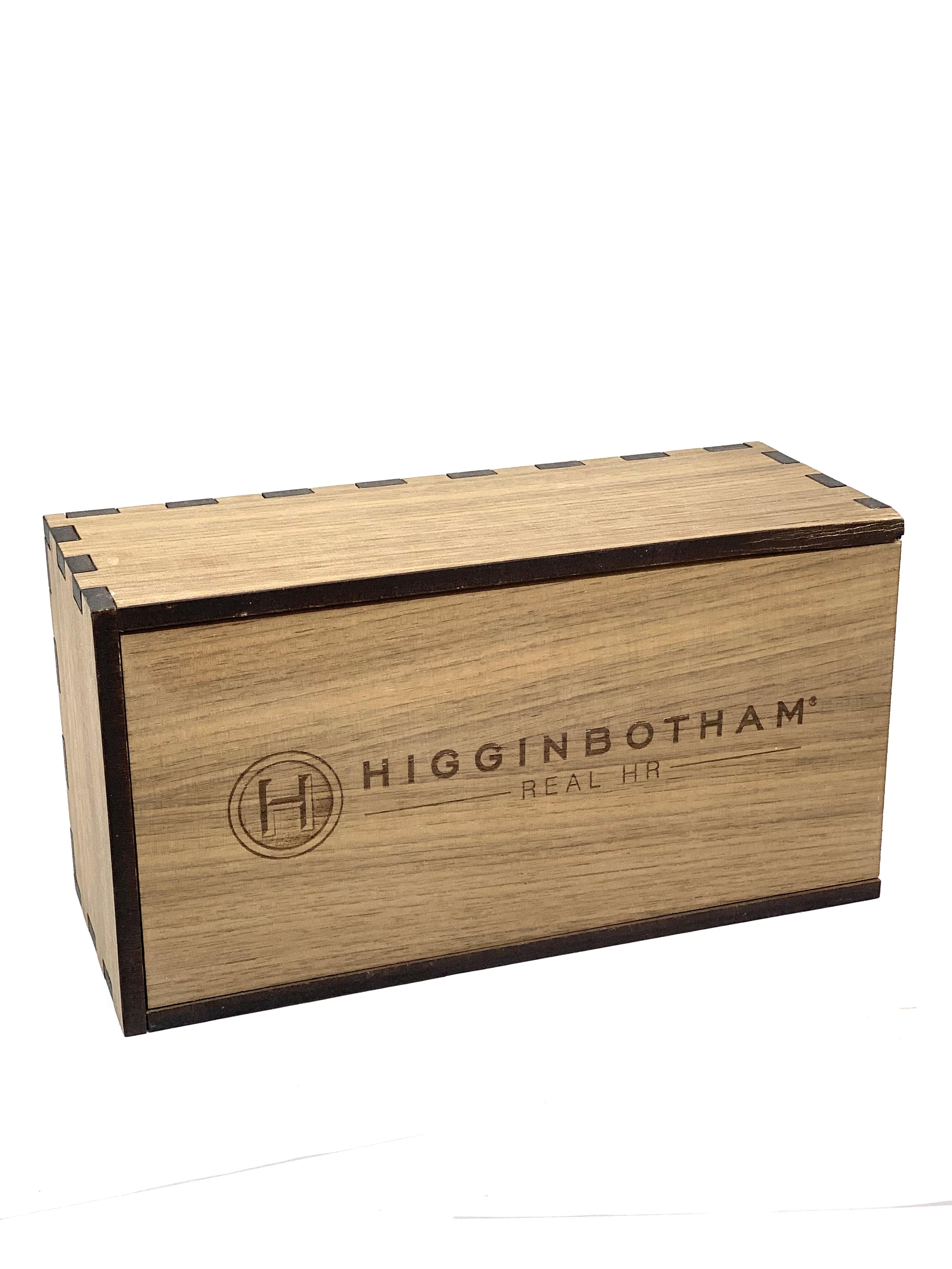 Higginbotham Custom Cheese Box