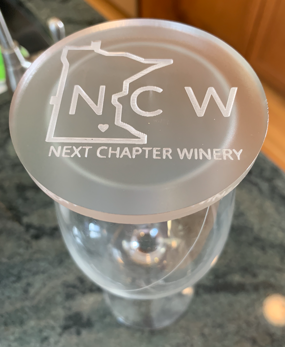 Next Chapter Winery Wine Covers