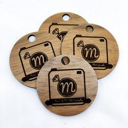 Mind of Mo Keychains