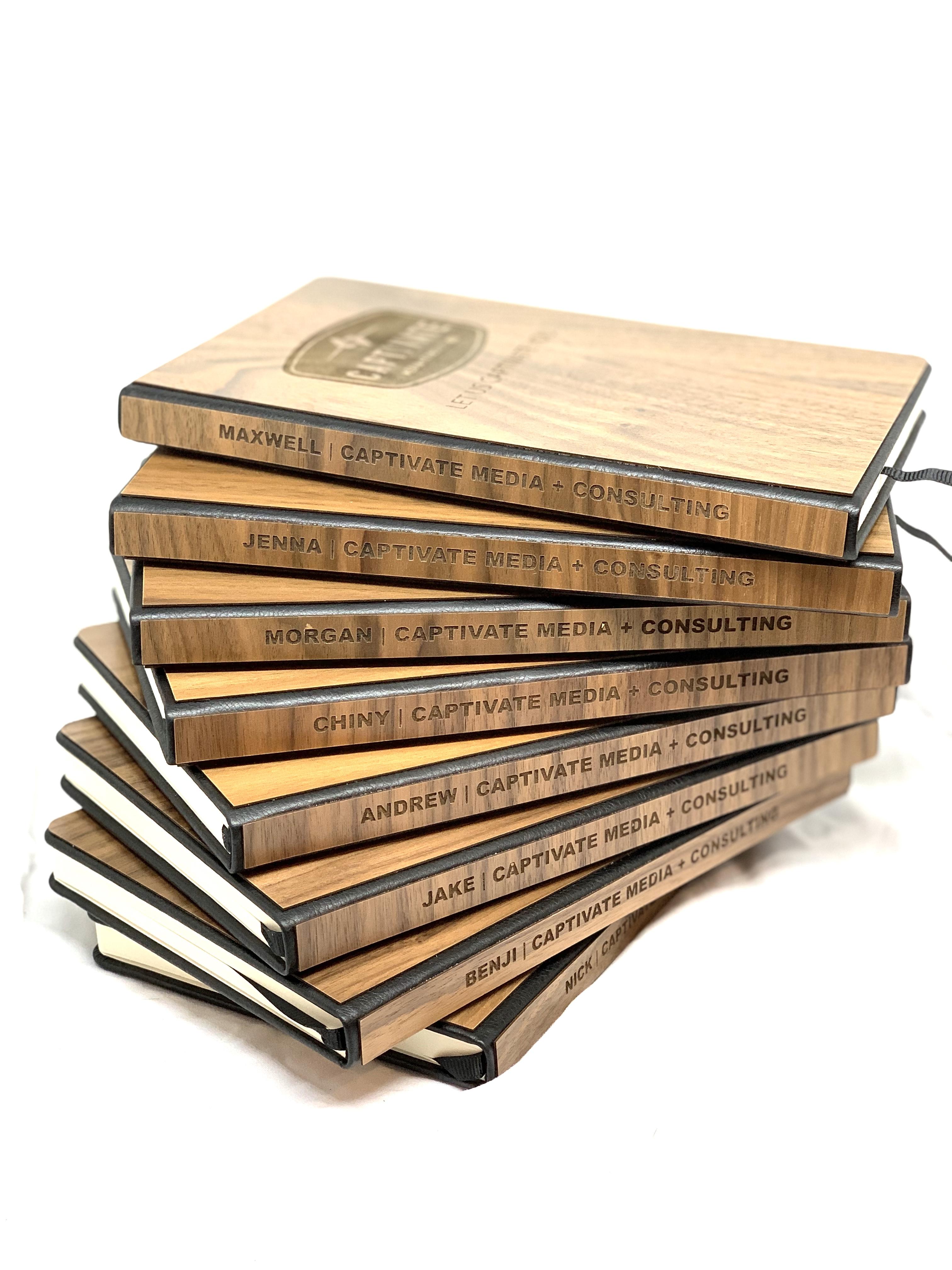 Walnut Veneer Journals