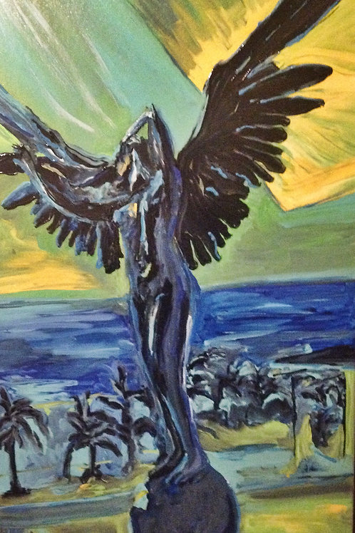 Beach Angel