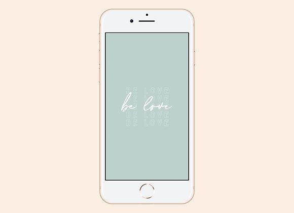 Be Love Wallpaper