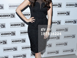 Yara Martinez attends the Lower East Side Girls Club Grand Opening Gala