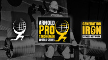 Strongman Corporation Names Generation Iron Official Media Partner