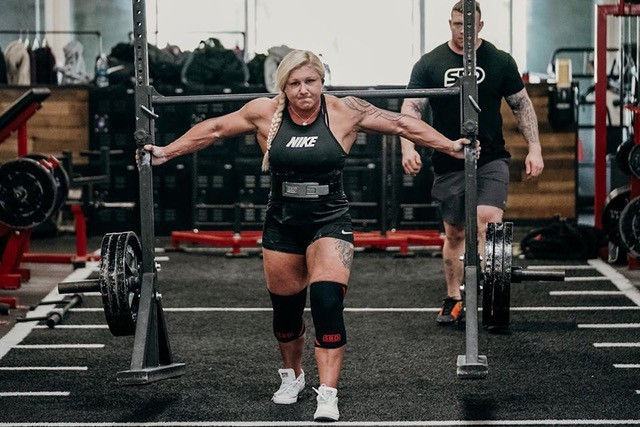 Gabriele Burgholzer: Journey to the Arnold 2020
