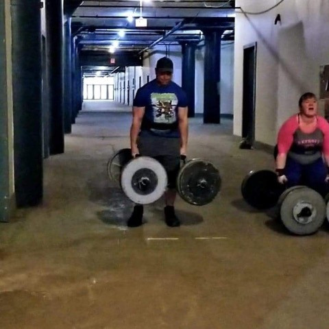Pure Michigan Strongman Record Breakers series