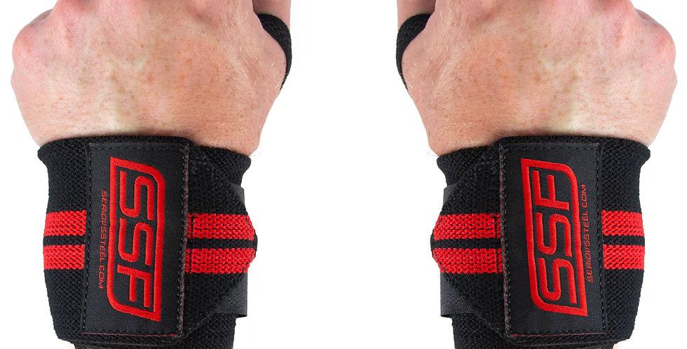 Serious Steel wrist wrap