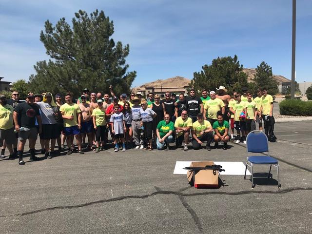 Northern Nevada's Strongest Man