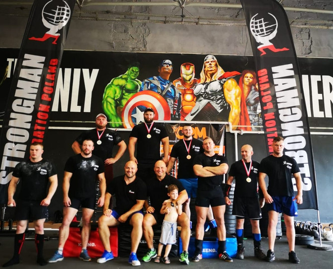 Photo Coverage From The Strongman Corp Poland International Competition