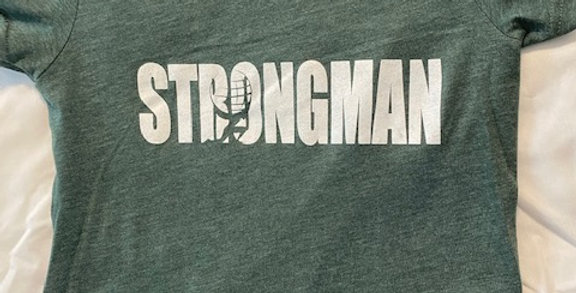 Strongman Kids Shirts