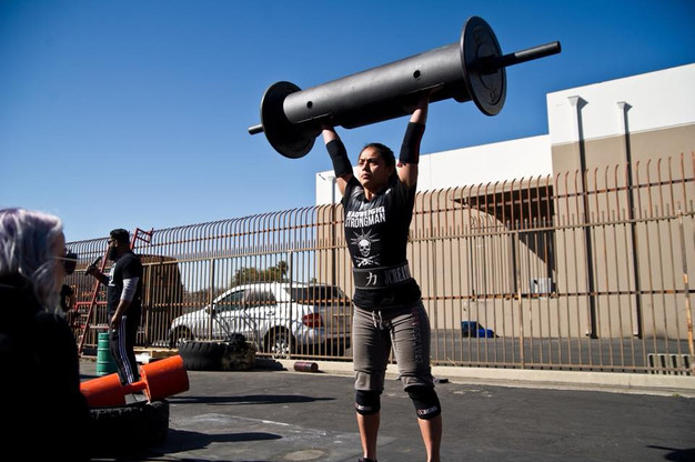 The inland empire strongman classic