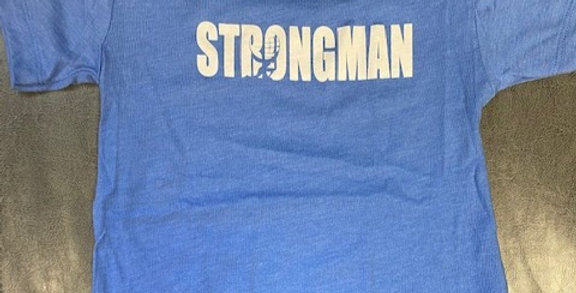 Toddlers Strongman Tees