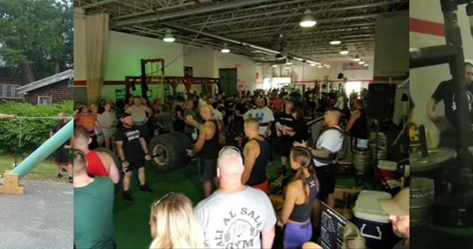 Granite State Strongman/Woman Championship 11