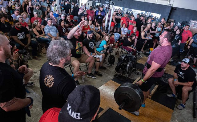 The 2nd Annual Battle Axe Barbell