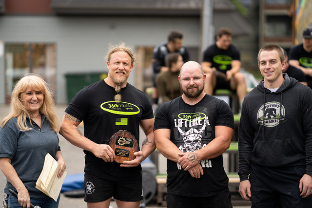 The Empire Classic Strongman Challenge