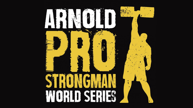 Current standings for the 2019 Arnold Pro World Strongman Series September 2018