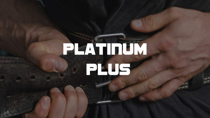 Check out our 7 upcoming Platinum Plus events
