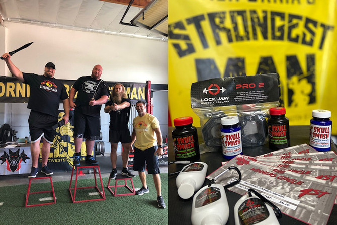 California's Strongest Man 2021