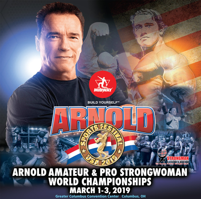 Liefia Ingalls breaks down the 2019 Arnold Pro Strongwoman Championships