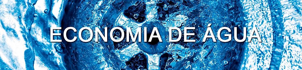 economia de agua