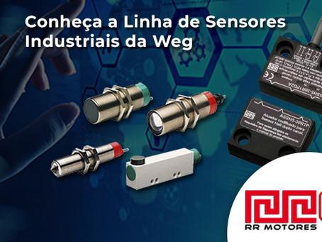 Conheça a Linha de Sensores Industriais Weg