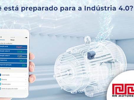 Você está pronto para a Indústria 4.0?