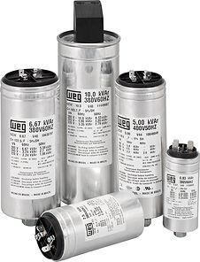 Capacitores para Correção do Fator de Potência UCW