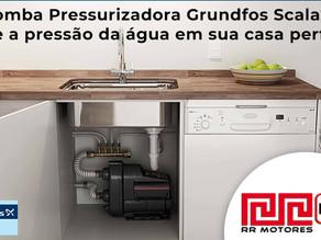 Bomba Pressurizadora Grundfos Scala2: deixe a pressão da água em sua casa perfeita!