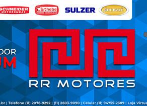 Conheça a RR Motores, Seu Distribuidor Premium