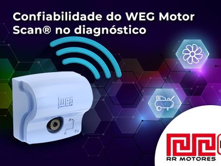 Conheça melhor o WEG Motor Scan® no diagnóstico automático de motores