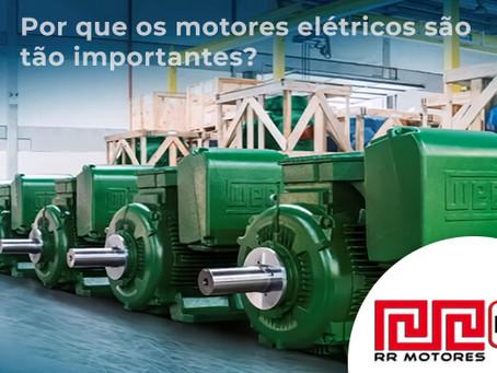 A importância dos motores elétricos no nosso dia a dia