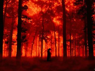 Sacrificios humanos para ver el futuro, el origen de Halloween
