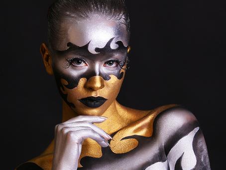 Maquillaje de fantasía para Carnaval 2021