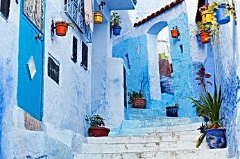 Marruecos puerta de África