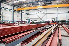 staalbouw industriebouw stallenbouw