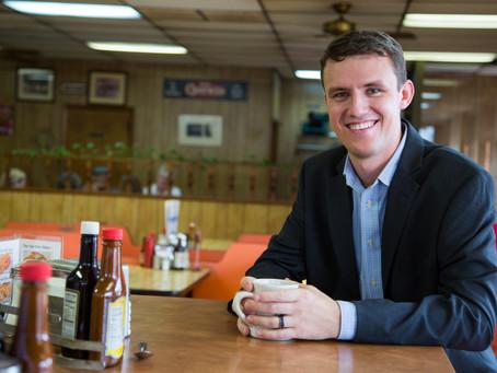 Mayor Ian Baltutis Announces That He Will Seek a 4th Term