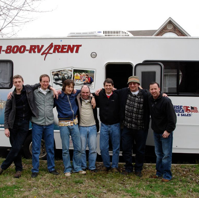 Spring Tour 2008