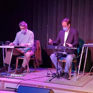 Duet at Green Room, Crosstown Arts, Memphis, TN
