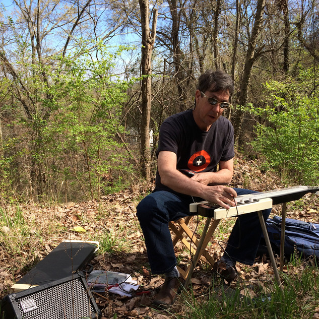 Frank outdoor session, TN