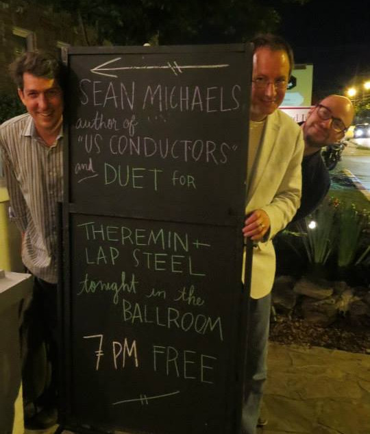 Highland Inn Ballroom, Atlanta with Sean Michaels