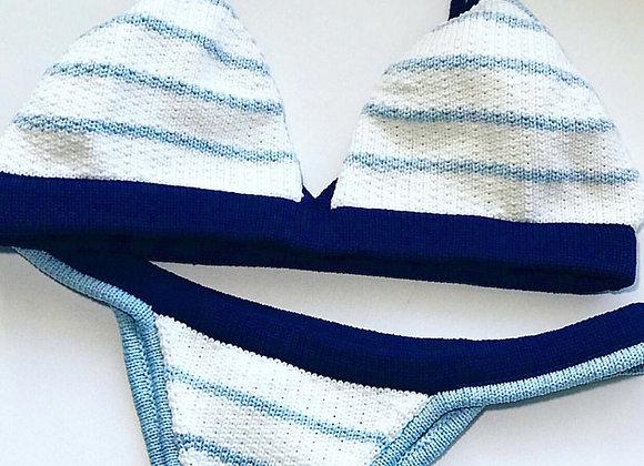 Calcinha Amanda Ocean / Double waist