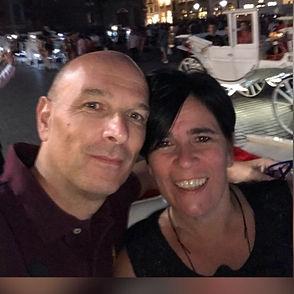 Maurizio Sala e Sara Radaelli leccolaket