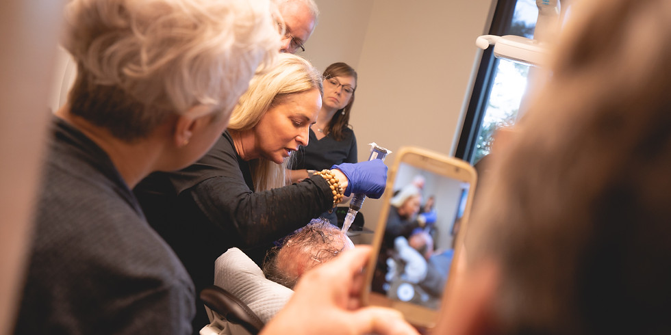 $2,499 Exosome Therapy for Facial and Hair Restoration - 1 day