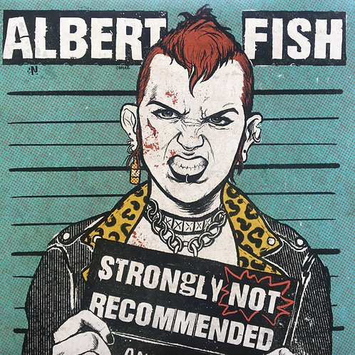 Albert Fish - Strongly Not Recommended