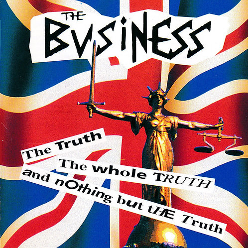 The The Business - Truth The Whole Truth And Nothing But The Truth