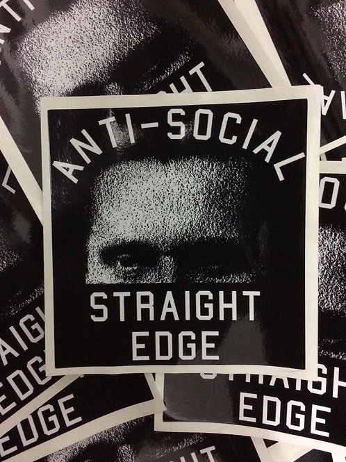 Anti-Social Straight Edge
