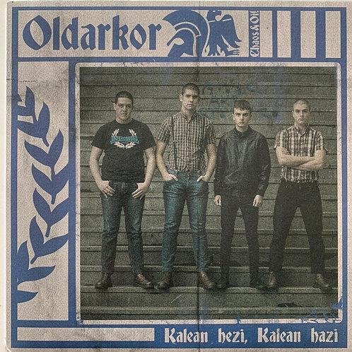 Oldarkor - Kalean Hezi, Kalean Hazi