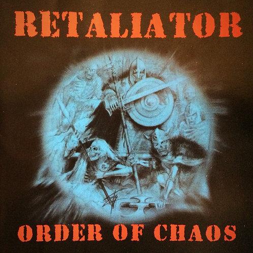 Retaliator - Order Of Chaos